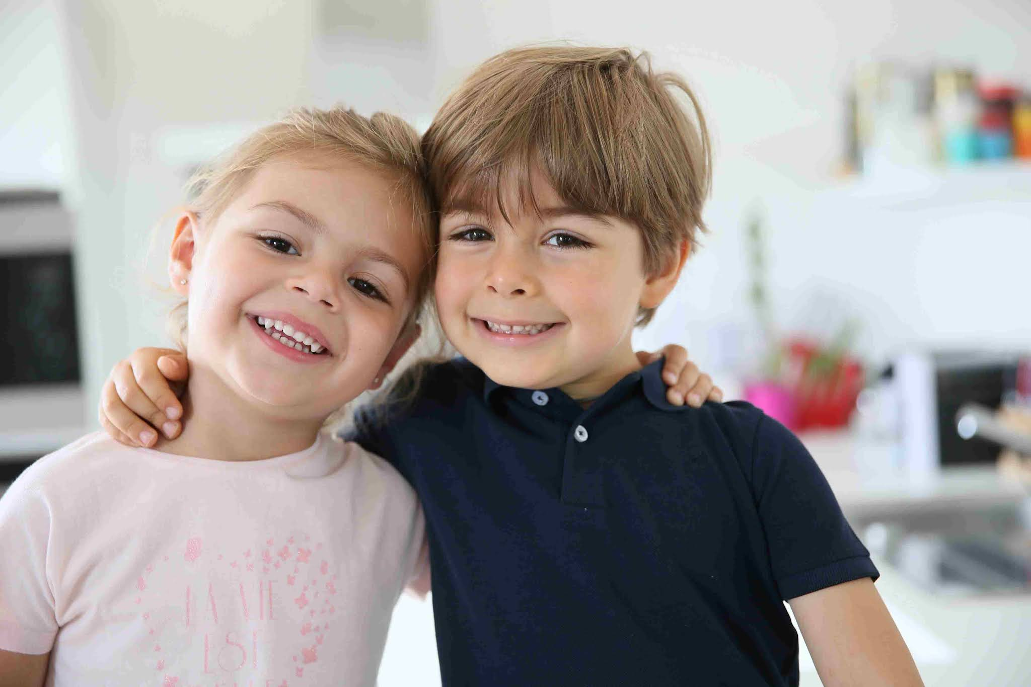 pick up lines for brother, best pick lines , a picture with baby boy with his sister