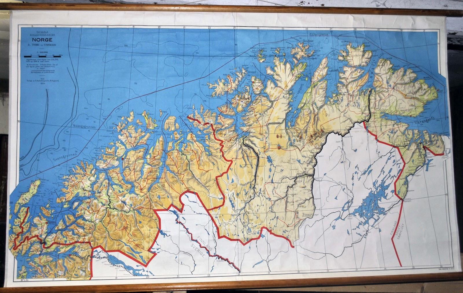 skole kart Jordbær med fløte.: Skolekart til salgs