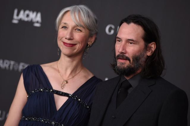 Keanu Reeves Hailed A Hero For Dating Someone Of His Age