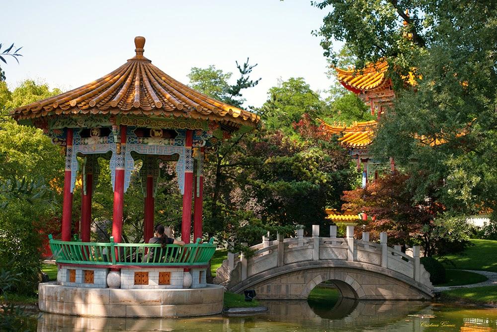 chinese garden zurich