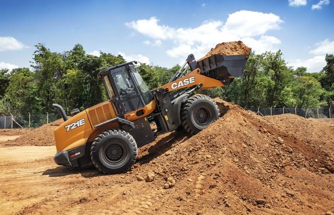 CNH Industrial apresenta programa de reforma certificada para equipamentos de construção