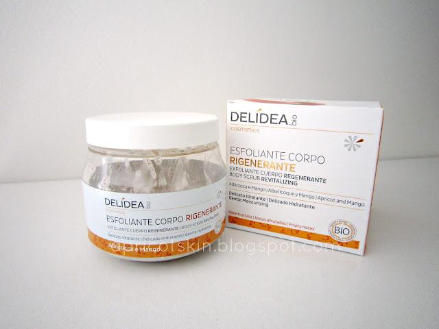 Delidea esfoliante albicocca