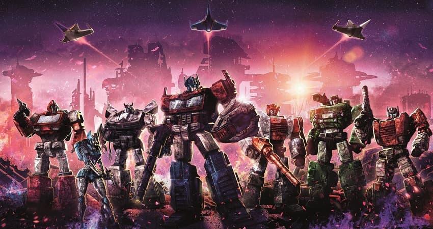 Netflix показал полный трейлер мультсериала Transformers: War For Cybertron Trilogy - Siege