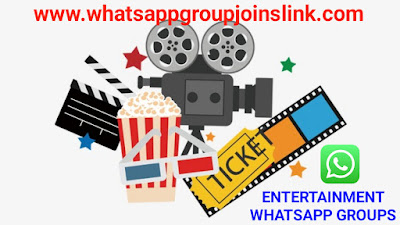 Entertainment WhatsApp Group Joins Link