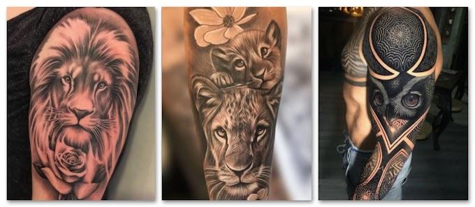 13 Tattoo Ideas for Men 2020