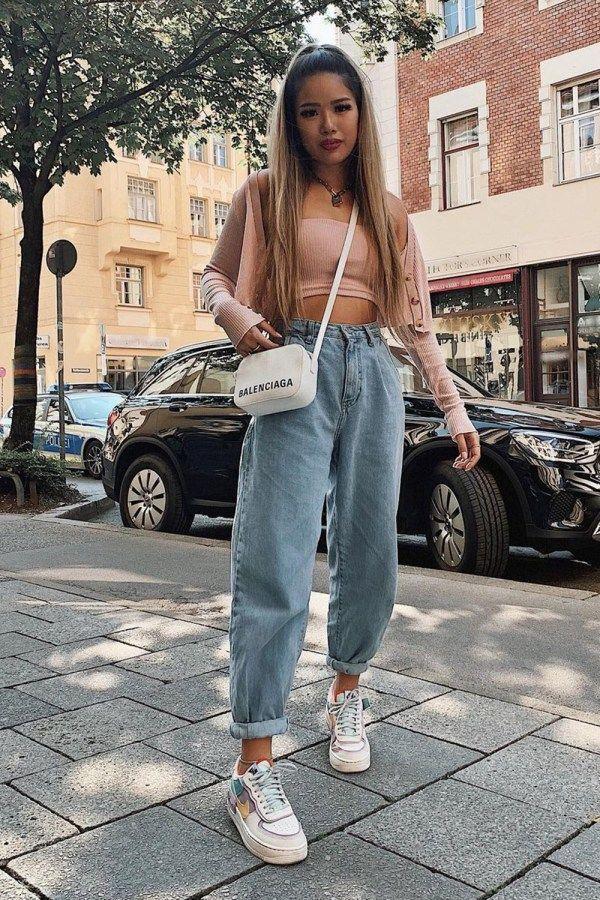 Você conhece as calças Slouchy?