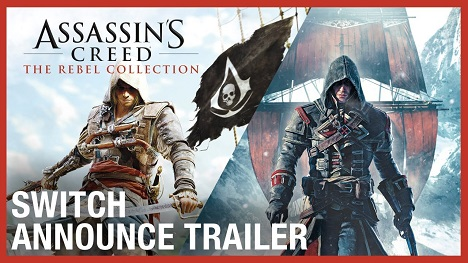 Assassin's Creed: The Rebel Collection Trailer