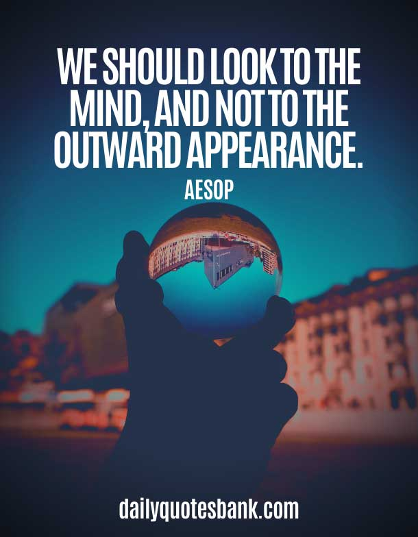 Quotes About Strong Personality and Appearance