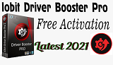 Iobit Driver Booster Pro Free Activation key latest 2021