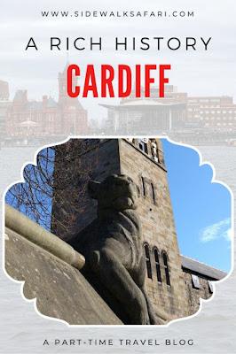 Visiting Cardiff Wales