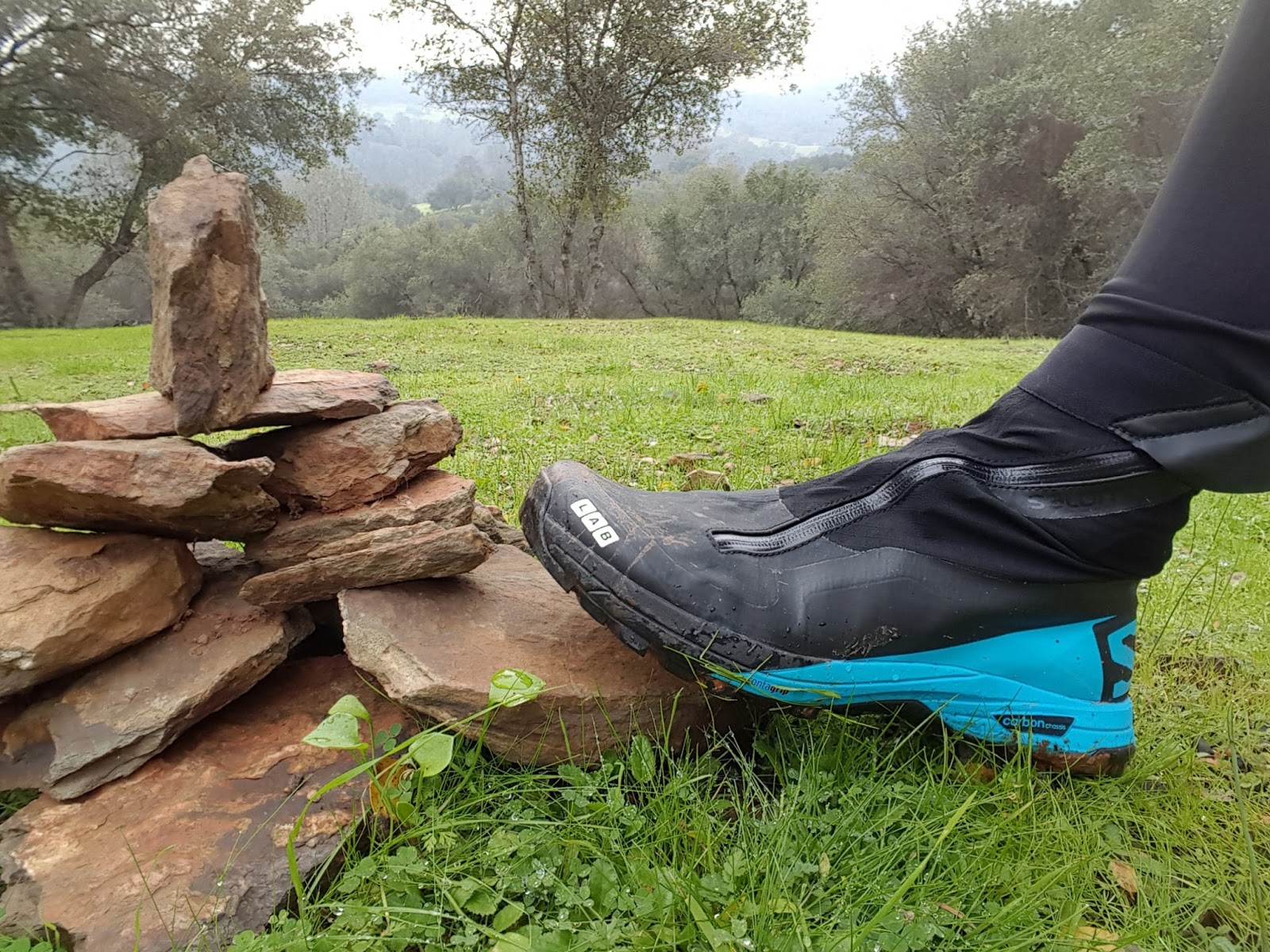 Salomon S Lab Xa Alpine Trail Running Shoe Review