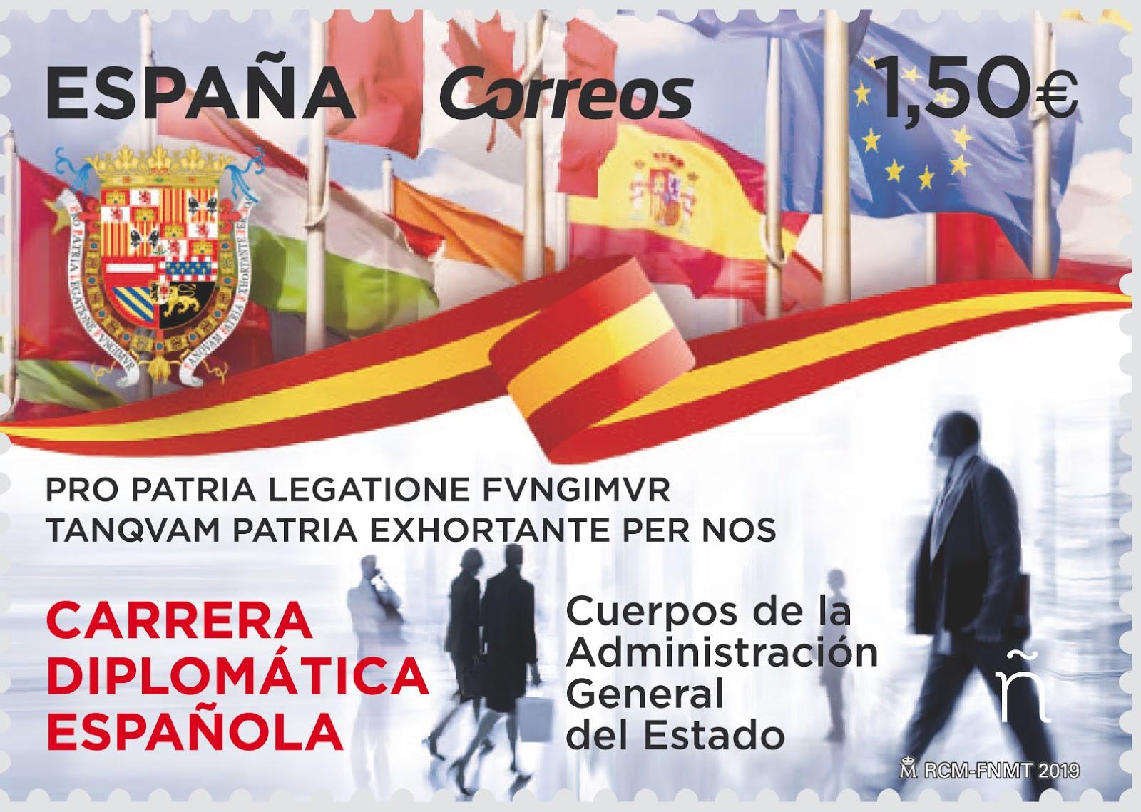 Carrera Diplomática Española