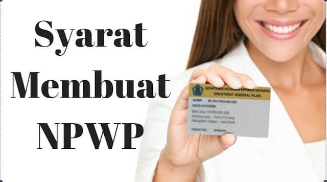 NPWP Pribadi : Cara Daftar dan Syaratnya