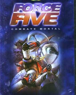 assistir - Force Five – Combate Mortal Dublado - online