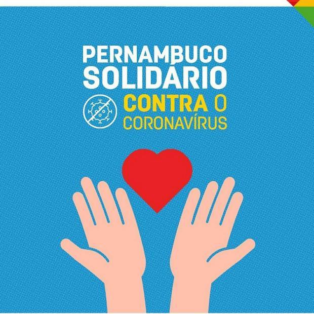 Governo do Estado lança campanha Pernambuco Solidário e estimula doações para população carente