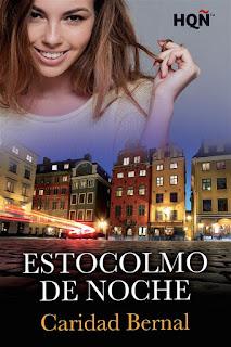 Estocolmo de noche | Caridad Bernal