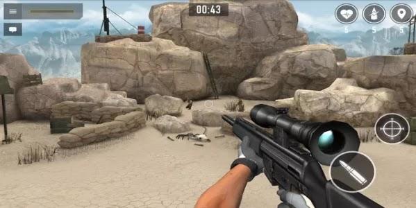 تحميل لعبة Sniper Arena Apk Mod مهكرة