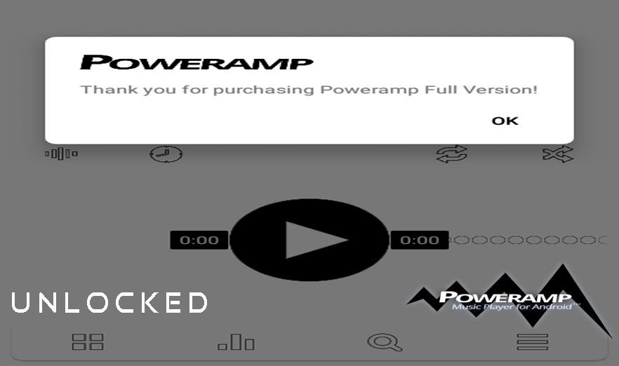 Poweramp Music Player v3_Build 841 Full Version Unlocked Apk