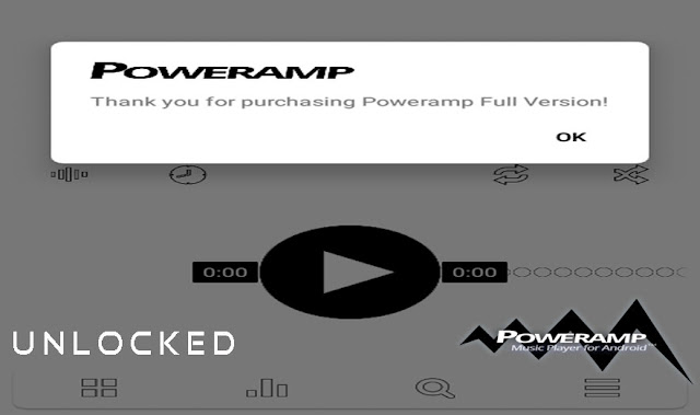 Poweramp Music Player v3_Build 839 Full Version Unlocked Apk [MOD