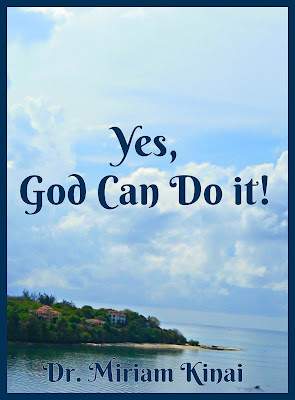 Yes, God can do it! book