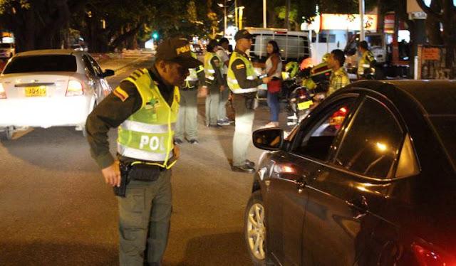 Policía en el Cesar declara 'objetivo militar' al Covid 19
