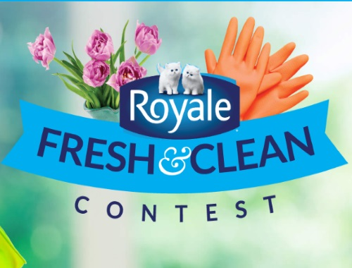 Royale Fresh & Clean Contest