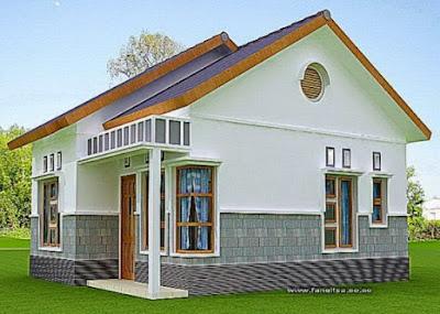 warna cat rumah bagian luar yang cerah terbaru