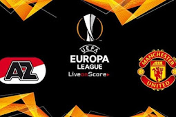 Live Streaming Manchester United vs AZ Alkmaar