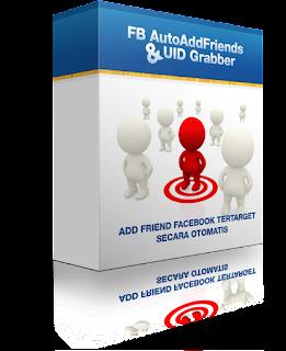 Jual Facebook AutoAddFriend Cocok Untuk Anda Yang Ingin Berbisnis Lewat Facebook