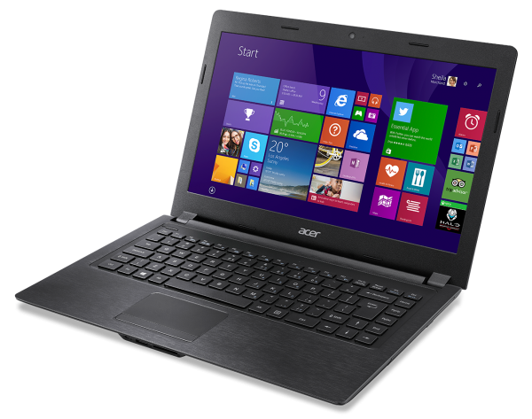 Laptop Acer One z1401