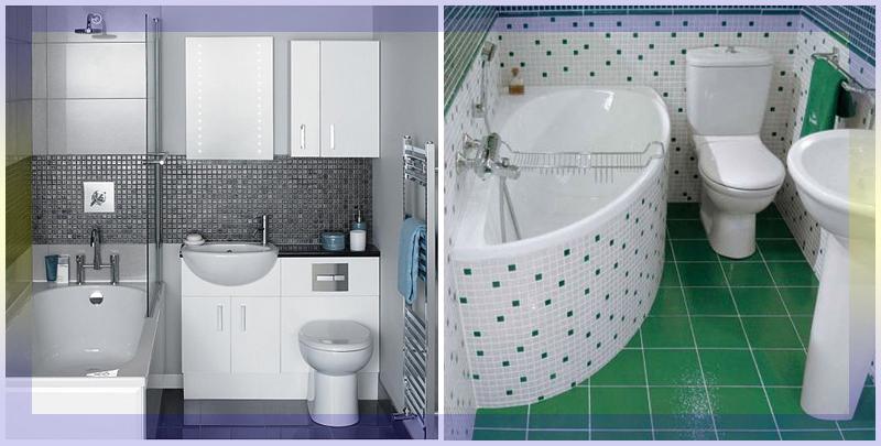 أحدث التصميمات و الحلول لديكور حمامات صغيرة 2021