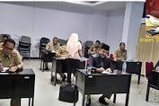 Drs.Muhtar MM : Ada 5 Calon Terlambat Wawancara, Ketua Panitia Sibuk