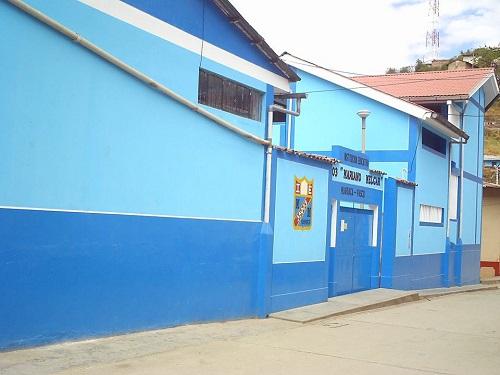 Escuela 35003 MARIANO MELGAR - Huariaca