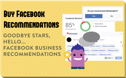Buy Facebook Page Recommendations