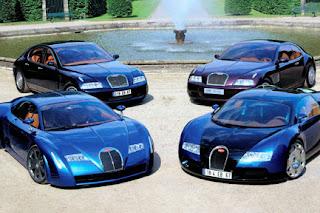 Sejarah Perusahaan  Bugatti