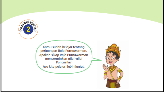 Kunci Jawaban Buku Siswa Tema 5 Kelas 4 Halaman 10 11 12 13 17 Soal Tematik Sd