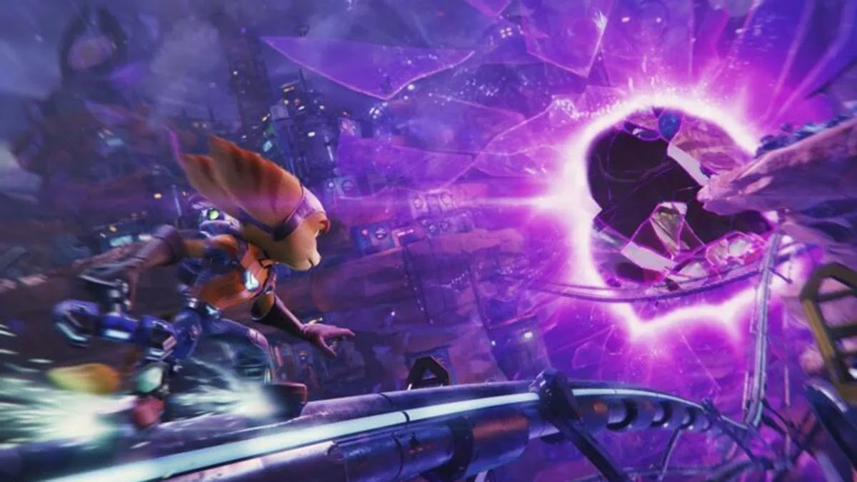 Ratchet and Clank A Dimension Apart: all the left stones on the planet Sargasso