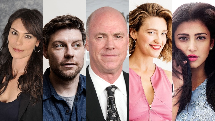 Treadstone - Michelle Forbes, Patrick Fugit, Michael Gaston, Tess Haubrich & Shruti Haasan Join USA Network's Jason Bourne Series