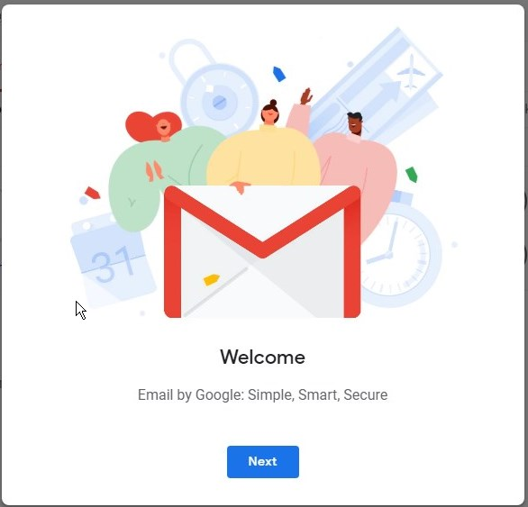 Gmail Tanpa Nomor Telepon di Pc