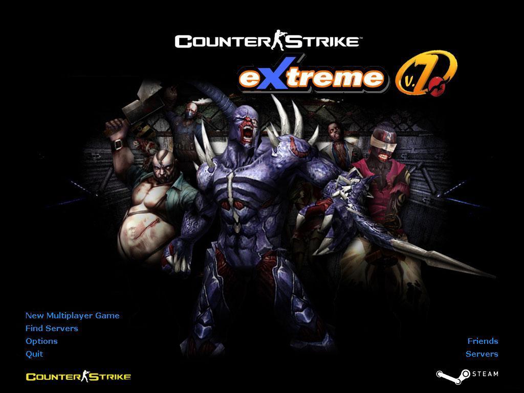 Counter Strike Extreme V
