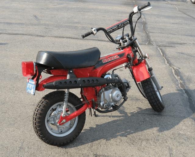 1982 Honda CT70