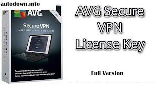 AVG Secure VPN 1.10.765.0 With License Key Latest Free Download
