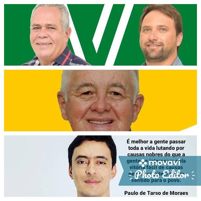 Com situação definida PARANATAMA deverá ter três candidaturas majoritárias