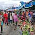 Pedagang Pasar Lama dan Gorong-Gorong Diberi Waktu Tiga Hari Pindah ke Pasar Sentral Timika