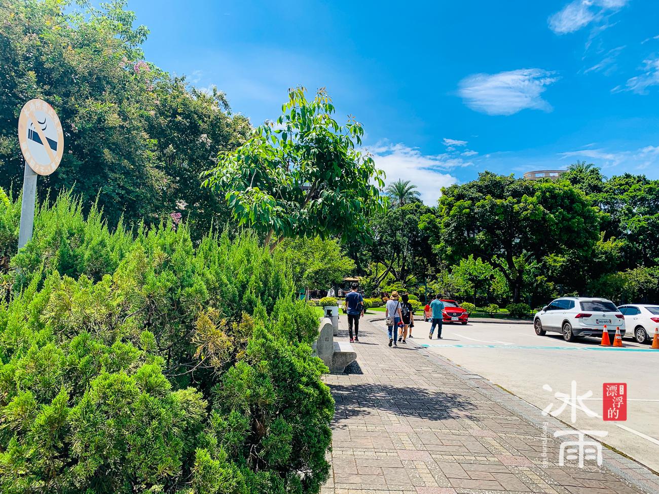 國父紀念館|花園的方向