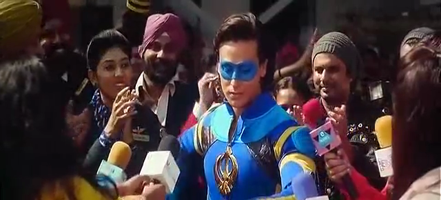 Splited 200mb Resumable Download Link For Movie A Flying Jatt 2016 Download And Watch Online For Free