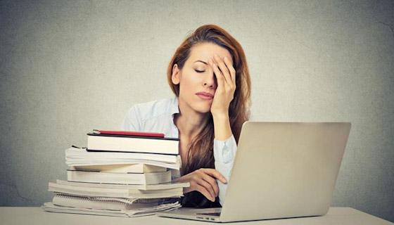 أسباب التعب والإرهاق الدائم