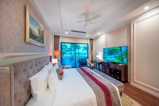 Villa 4 phòng ngủ hướng biển