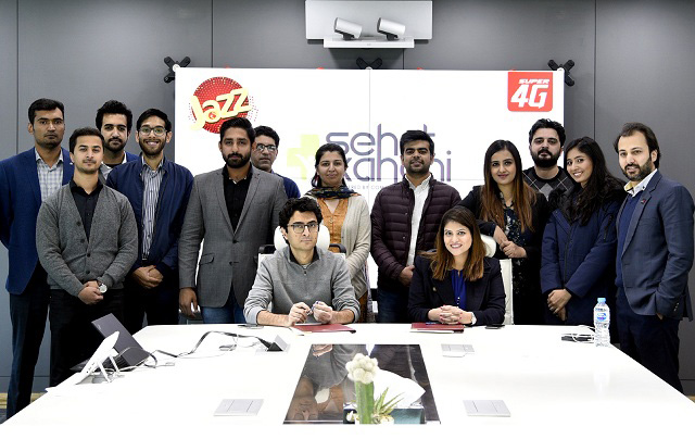Jazz Partners with Sehat Kahani to Digitize Medical Consultations