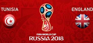 ملخص واهداف مباراه تونس وانجلترا اليوم 18-6-2018 التي انتهت بنتيجه 1 - 2 لصالح انجلترا